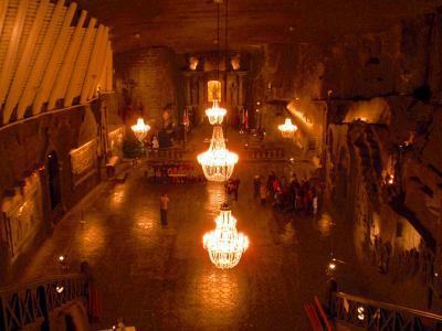 Travel to Central Europe in 2008 ( Krakov )