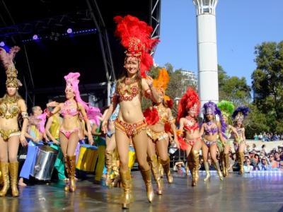 サンバカーニバル (Darling Harbour Fiesta)
