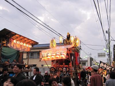ビアンキFRETTA☆越ヶ谷秋祭り☆2012/10/07