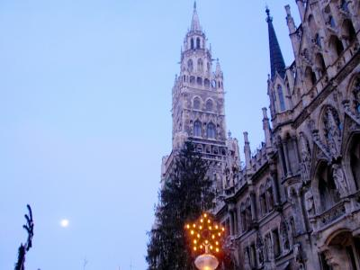 Travel to Central Europe in 2008 ( Munchen )