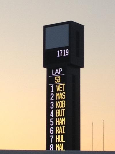 初F1 鈴鹿