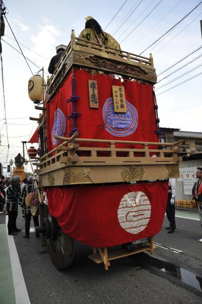 2012越谷 秋祭り