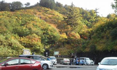 白山スーパー林道(岐阜県側)