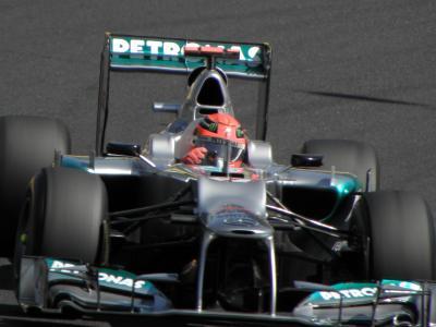 2012年10月 F1日本GP(鈴鹿) 金曜日 フリー走行1・2