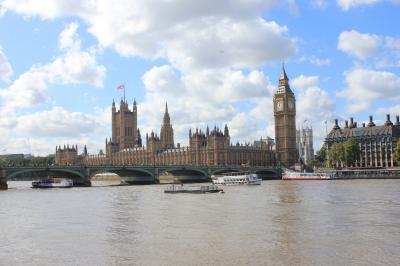 2012秋のロンドン1泊2日