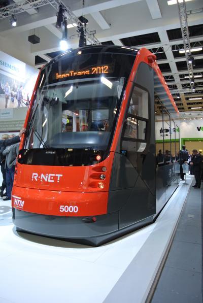 【ベルリン・メッセ】国際鉄道見本市Innotrans2012