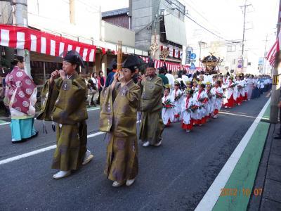 越谷秋祭り