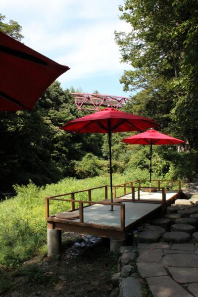 川床の涼を探して山中温泉そぞろ歩き&緑に溢れた禅の里、永平寺♪