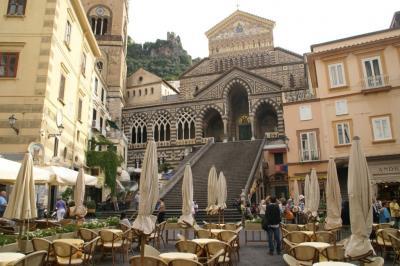 2012年 南イタリア旅行記 2:アマルフィ、マテーラ、アルベロベッロ 編