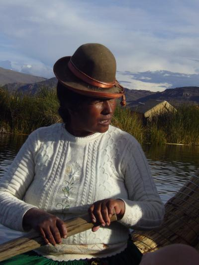 遙かなるペルー11日間③(チチカカ湖・ナスカ)