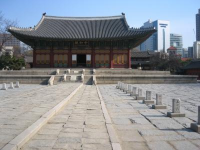 2006年・娘の初海外旅行 in 韓国