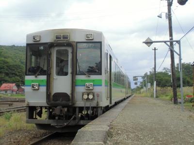 121005-09 三連休+α北海道旅行(5)2日目-2 函館本線(札幌-倶知安)