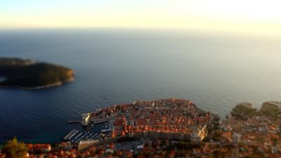2012年 初春 欧州周遊旅行記 09日目:ドゥブログニクの光と影。