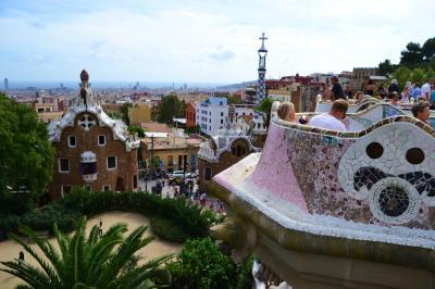 母も娘も恋に堕ちたバルセロナ~ガウディとタパスとお買いものに夢中で走り回った2日間~◆スペイン◆