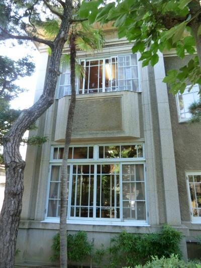 新潟の豪邸 <3> 北方文化博物館・分館(旧 伊藤文吉 別邸)