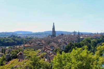 2012夏のスイス7泊8日★8 ベルン