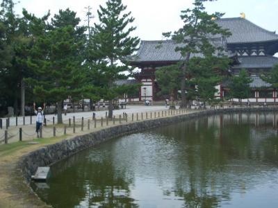 夏休みの自由研究「世界遺産めぐり」 奈良 2007
