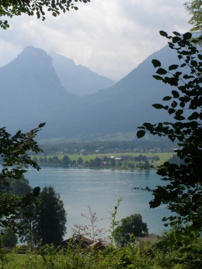 ドイツアルプスからチロル、ドロミテ、ザルツカンマーグートへ 【48】ザンクト・ギルゲンからハイキング