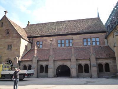 2011 秋の南ドイツ6日間 2 マウルブロン修道院編