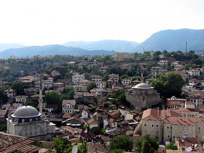2012年6月 トルコ旅行 (6) アンカラからサフランボルへ