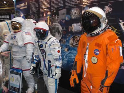 2012国際航空宇宙展(ポートメッセ会場)