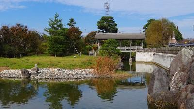 お茶の郷・・・日本庭園