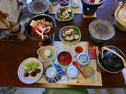 松茸食べ放題ツアーに参加