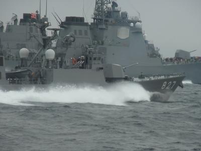 Fleet revies 2012