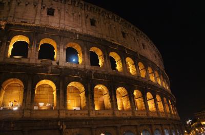 イタリア4都市一人旅①ローマ編