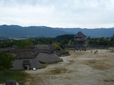 秋のお出かけ~吉野ヶ里歴史公園