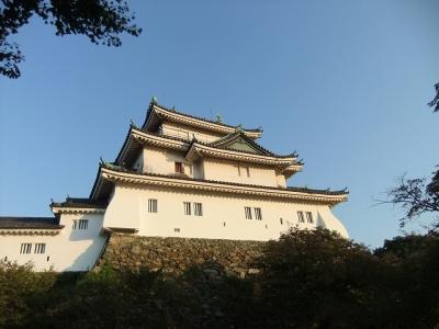 写真が撮りにくい和歌山城