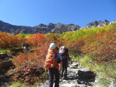 日本の凄すぎる紅葉登山① 秋のスーパートレック (涸沢、立山、白馬、駒ケ岳)