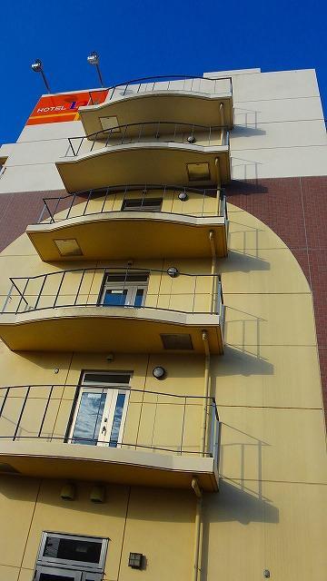 ホテル1−2−3島田 宿泊記