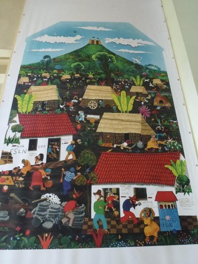 中米7か国バス縦断--ニカラグア・レオンとマナグアとグラナダ編