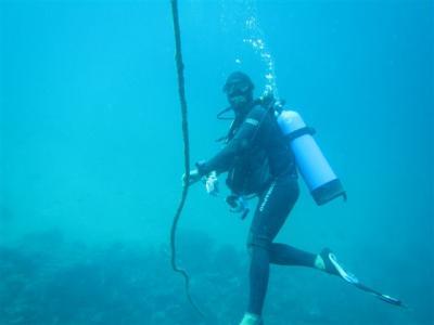 まさかの!!マニラで ダイビング