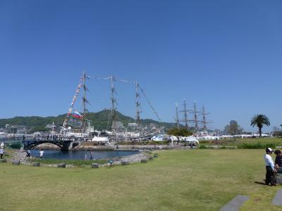 長崎帆船まつり2012