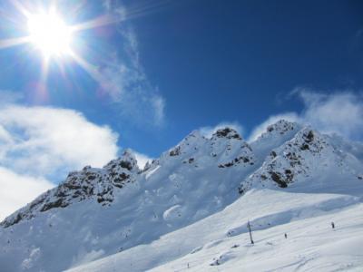 暑い夏!涼を求めてニュージースキー2012!