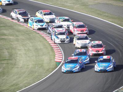 2012年10月 WTCC(世界ツーリングカー選手権)・日本ラウンド(鈴鹿) &スーパー耐久・第5戦