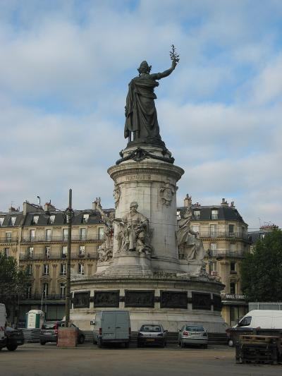ツール・ド・エウロパ 2012 フランス編 1 パリ・ブラブラ (旅の始まり)