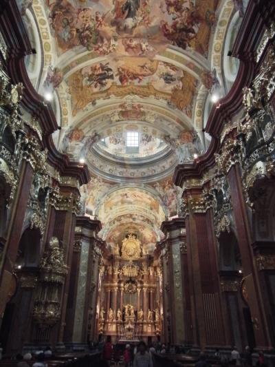 聖堂巡礼 オーストリア:ヴァッハウ メルク修道院