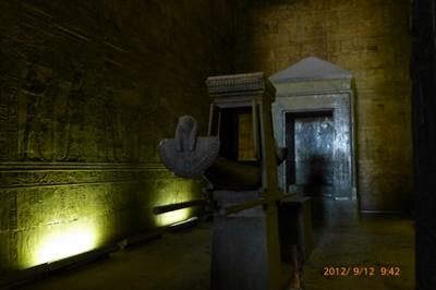 憧れのエジプト(12) ~エドフ ホルス神殿②~