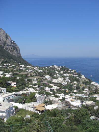 ~イタリア周遊~Day5 念願の青の洞窟とポンペイの遺跡にたどり着く!の巻