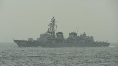 【東京湾&観艦式クルーズ】自衛隊の艦隊を見てきました!