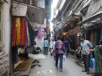 インド周遊(その31) 17日目 デリー 旧市街散策