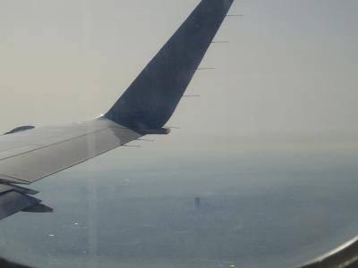 ストラスブールの空港からパリ乗継で成田に帰国