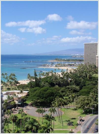 ハワイ オアフ島の休日 2012