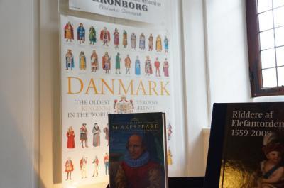 -18- デザイン満喫!デンマーク刺繍など手仕事にふれる北欧10日間 =世界遺産の旅 クロンボー城へ 2=