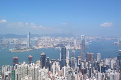 ビクトリアピークの登り方。行き方。 香港 モデルコース。