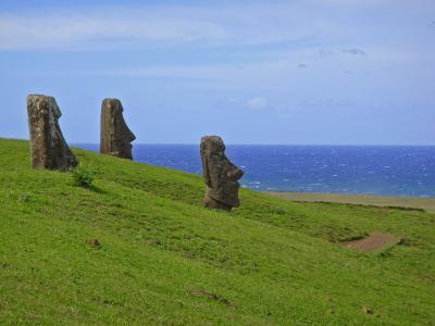 謎の「イースター島」と「タヒチ」の休日♪ 【ダイジェスト版】