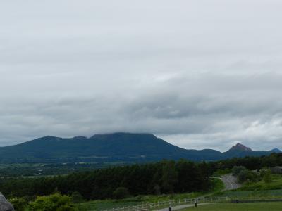 有珠山サービスエリアからの美しい風景◆2012年初夏の爽やか北海道の旅≪その2≫